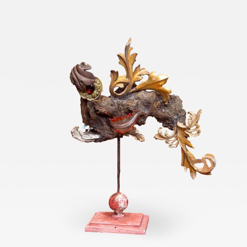 Italian Fish Sculpture Contemporary