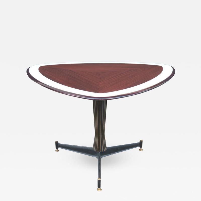 Italian Mid Century Center Table