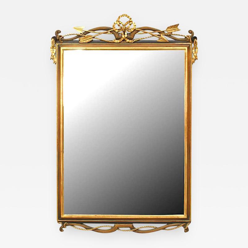 Italian Neo classic Style Wall Mirror