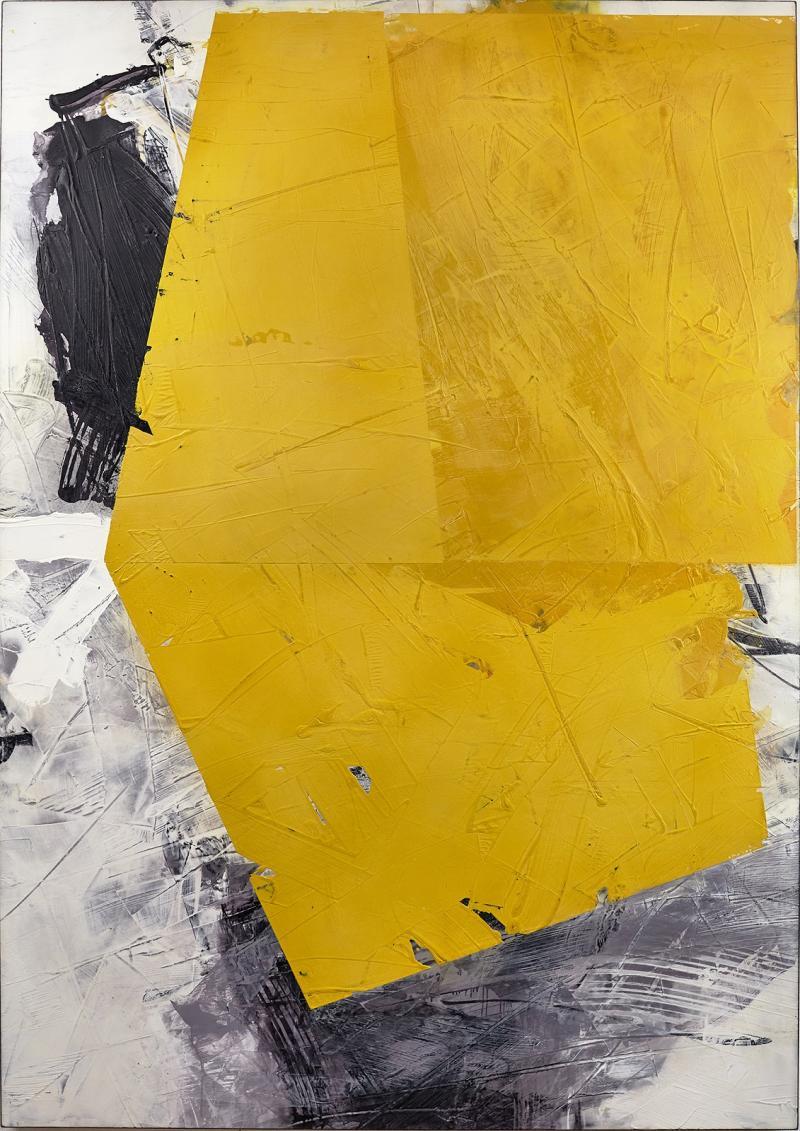 Ivo Stoyanov Yellow No 22
