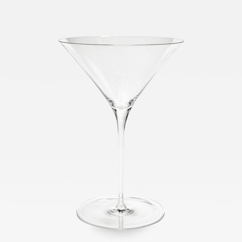 J L Lobmeyr Ambassador Set No 240 Martini Glass by Oswald Haerdtl