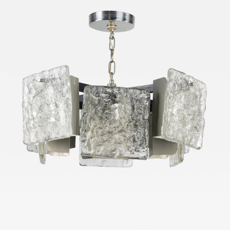 J T Kalmar J T Kalmar Ice Block Chandelier