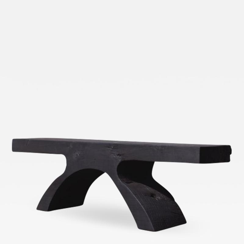 J rg Pietschmann Unique Poplar Bench Sculpted by J rg Pietschmann