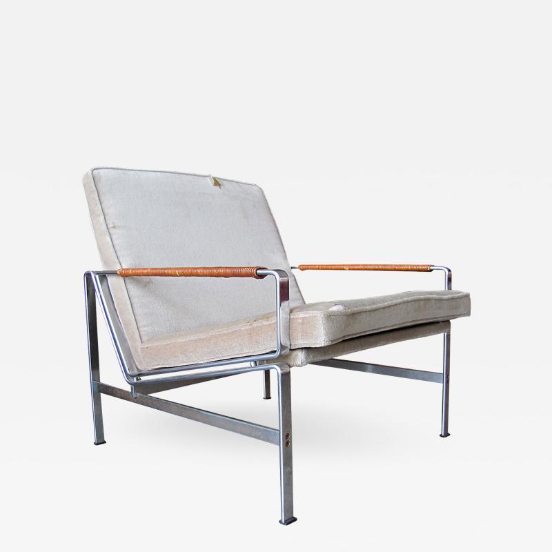 J rgen Kastholm Preben Fabricius Lounge Chair Modell FK 6720 by Preben Fabricius J rgen Kastholm