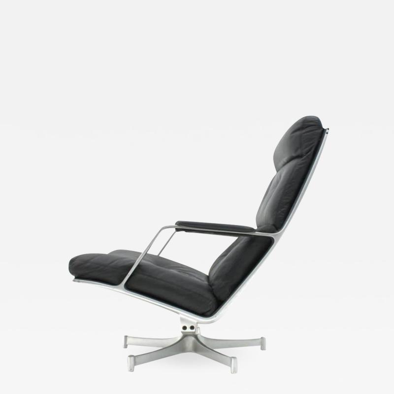 J rgen Kastholm Preben Fabricius Lounge Chair by Fabricius Kastholm for Kill International FK 85