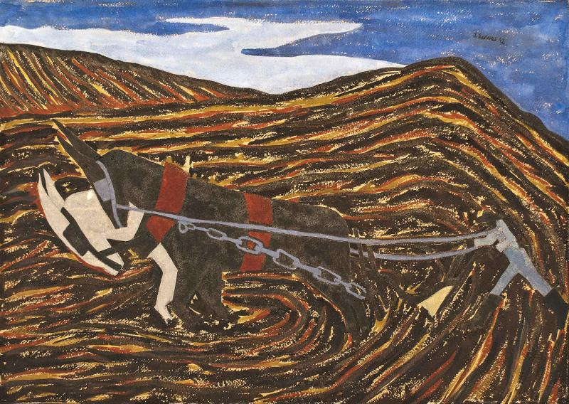 Jacob Lawrence Offered by ADELSON GALLERIES