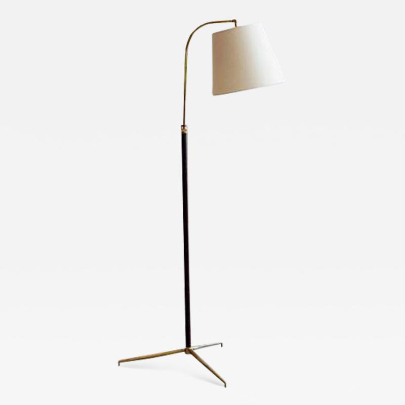 Jacques Adnet JACQUES ADNET ATTRIBUTED FLOOR LAMP