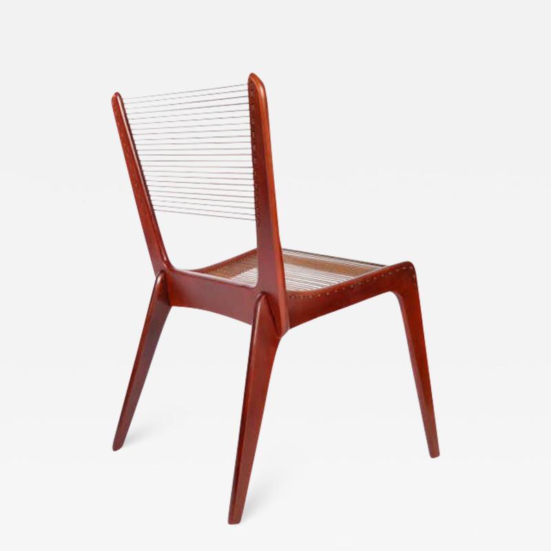 Jacques Guillon Jacques Guillon Cord Chair