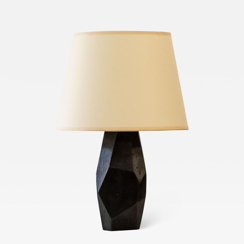 Jacques Jarrige Bronze Table Lamp by Jacques JARRIGE Nazca