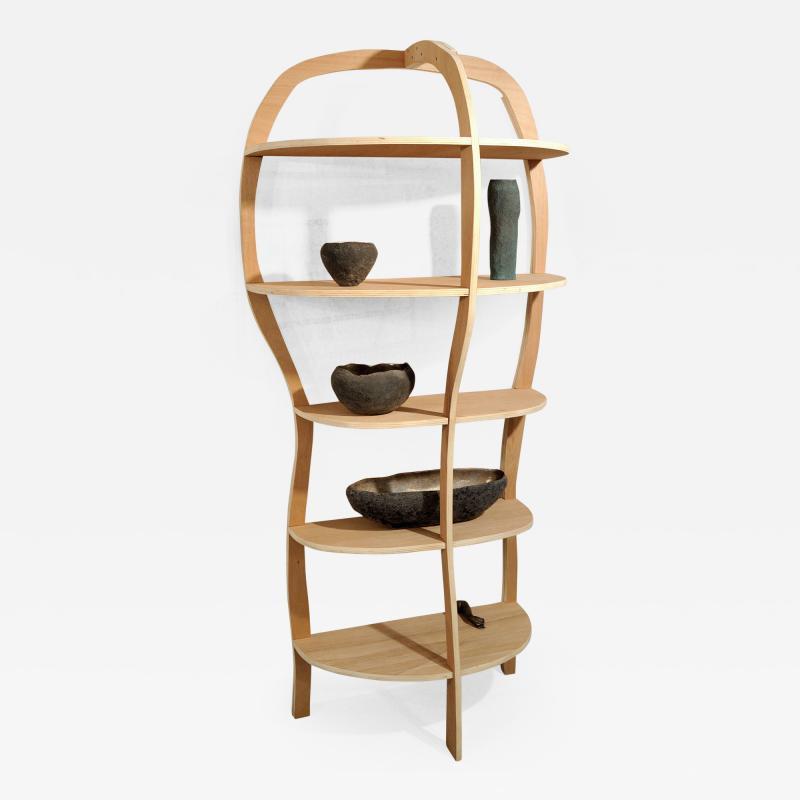 Jacques Jarrige Meanders Shelves by Jacques Jarrige