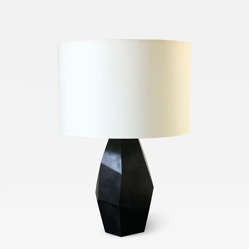 Jacques Jarrige Nazca Large Table Lamp in Bronze