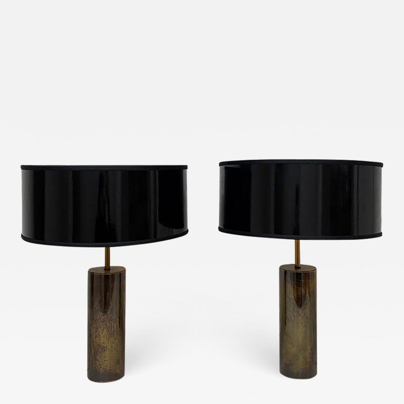 Jacques Quinet Table lamps by Jacques Quinet 1971