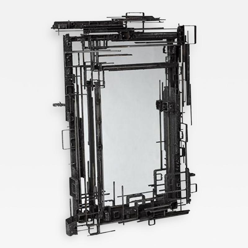 James Anthony Bearden The Portal Mirror by James Bearden for Studio Van den Akker