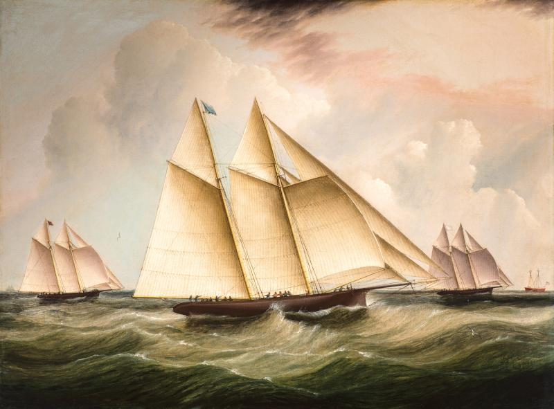James Edward Buttersworth Offered by VALLEJO GALLERY