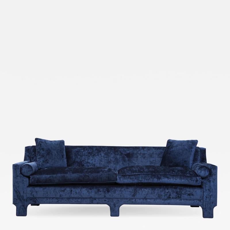 James Mont Custom Designed Sofa by James Mont