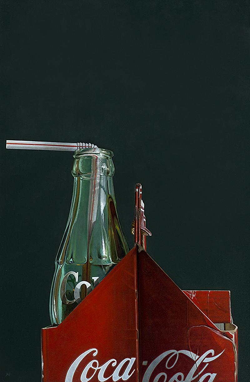 James Neil Hollingsworth Coke Straw