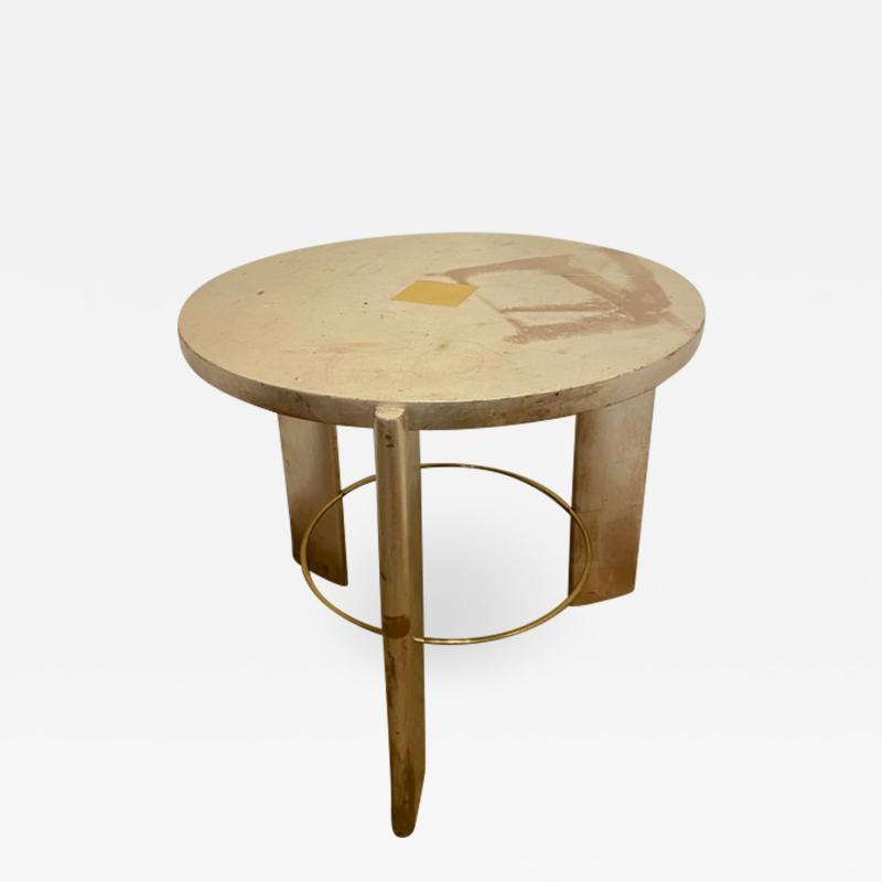 Jay Spectre POST MODERN TABLE BY JAY SPECTRE