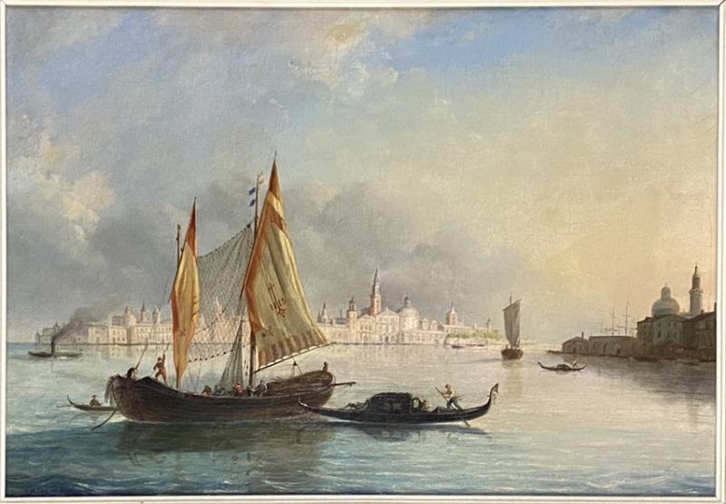 Jean Baptiste Tetar Van Elven Venice