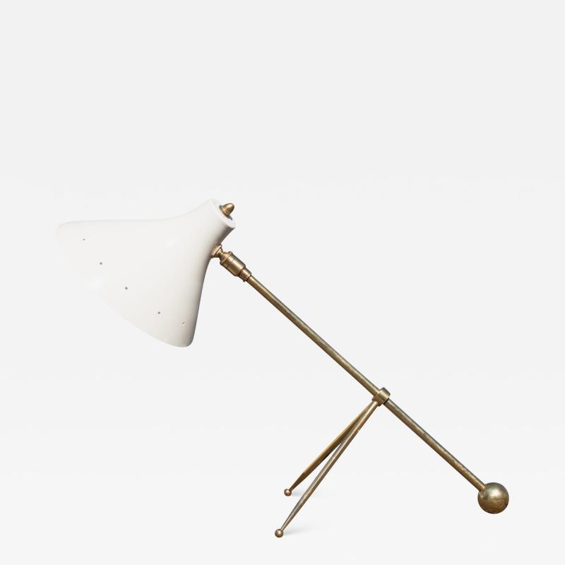 Jean Boris Lacroix Boris Lacroix Style Adjustable Table Lamp