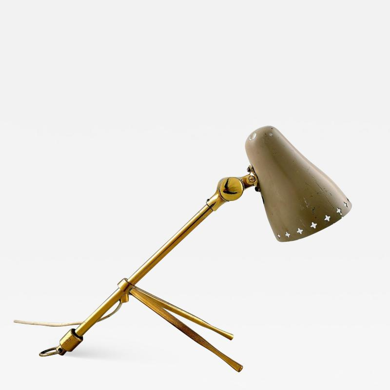 Jean Boris Lacroix Table Lamp that can also be hung as a sconce on the wall