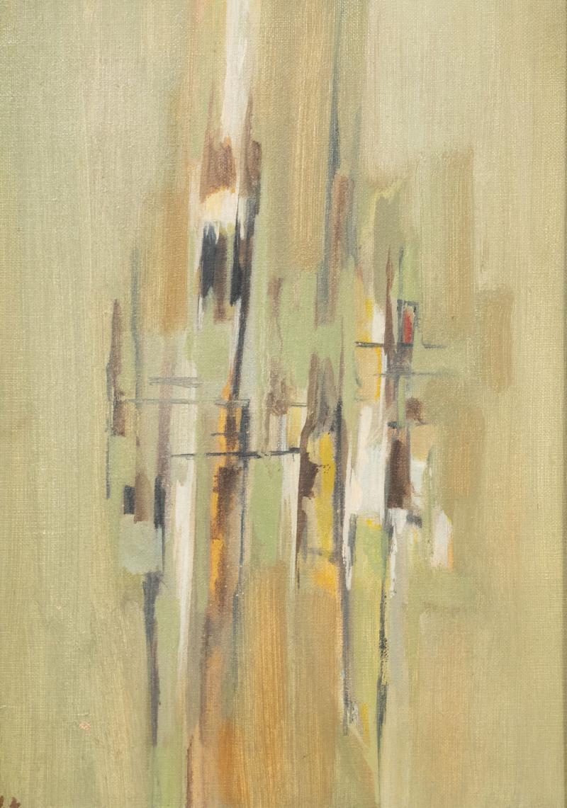 Jean Brisson Abstract Composition by Jean Brisson