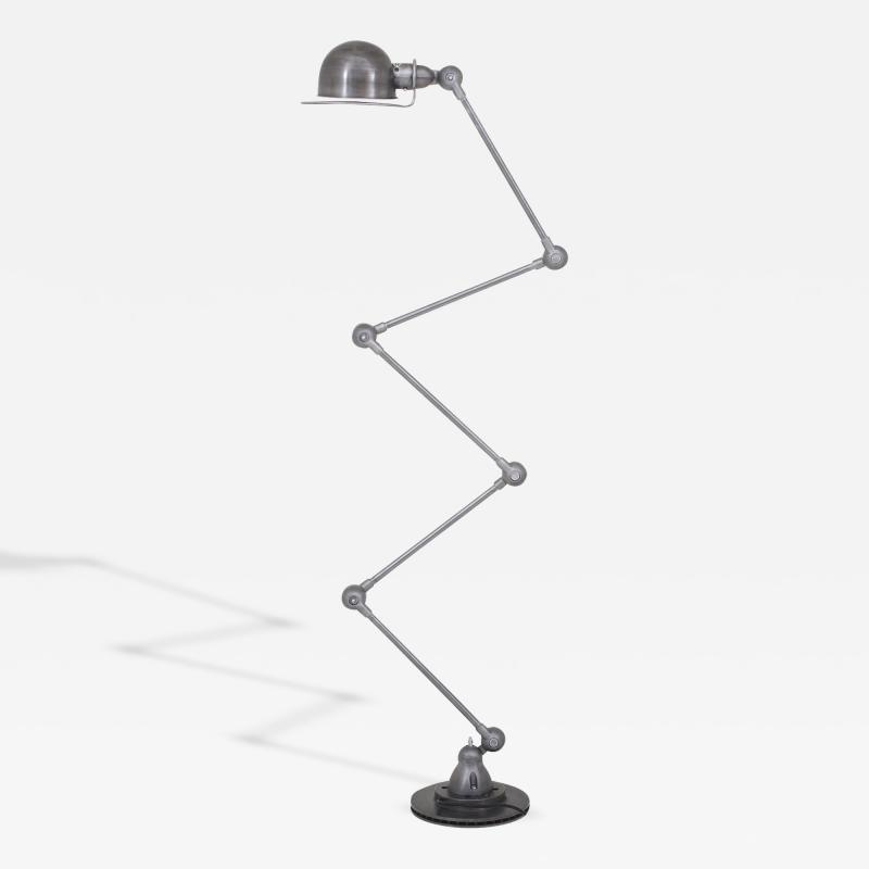Jean Louis Domecq Floor Lamp in Metal