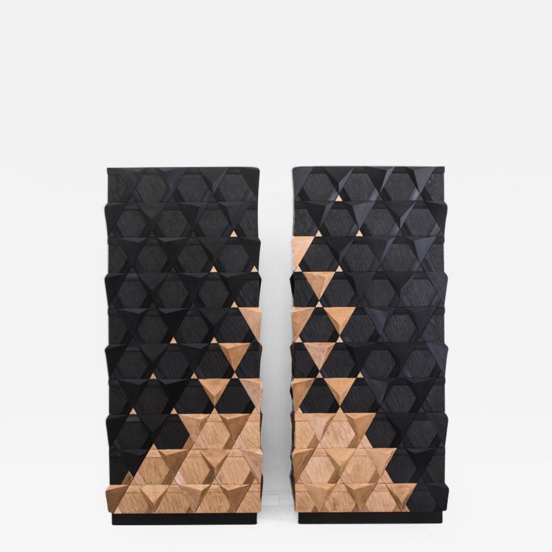 Jean Luc Le Mounier Origami Wardrobes