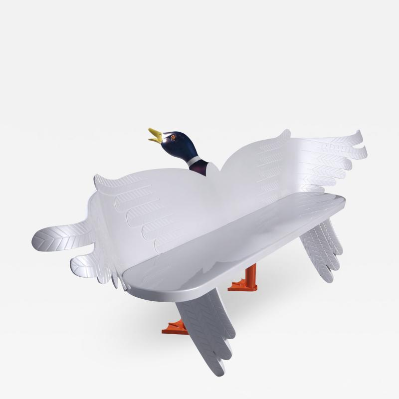 Jean Marie Fiori Duck Bench