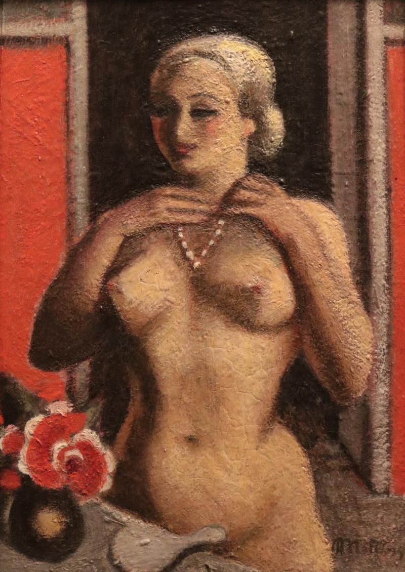 Jean Metzinger Oil Painting