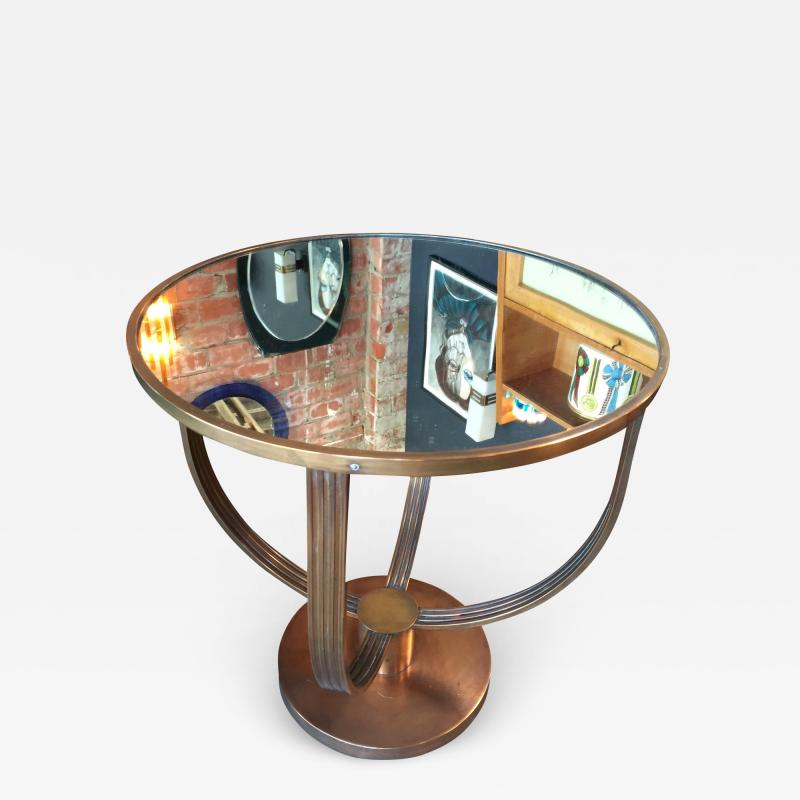 Jean Michel Frank French Art Deco Coffee Table attributed to Jean Michel Frank 1930s