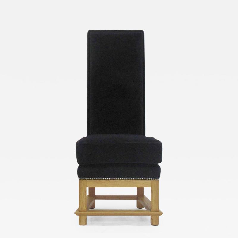 Jean Michel Frank Zeus Chair