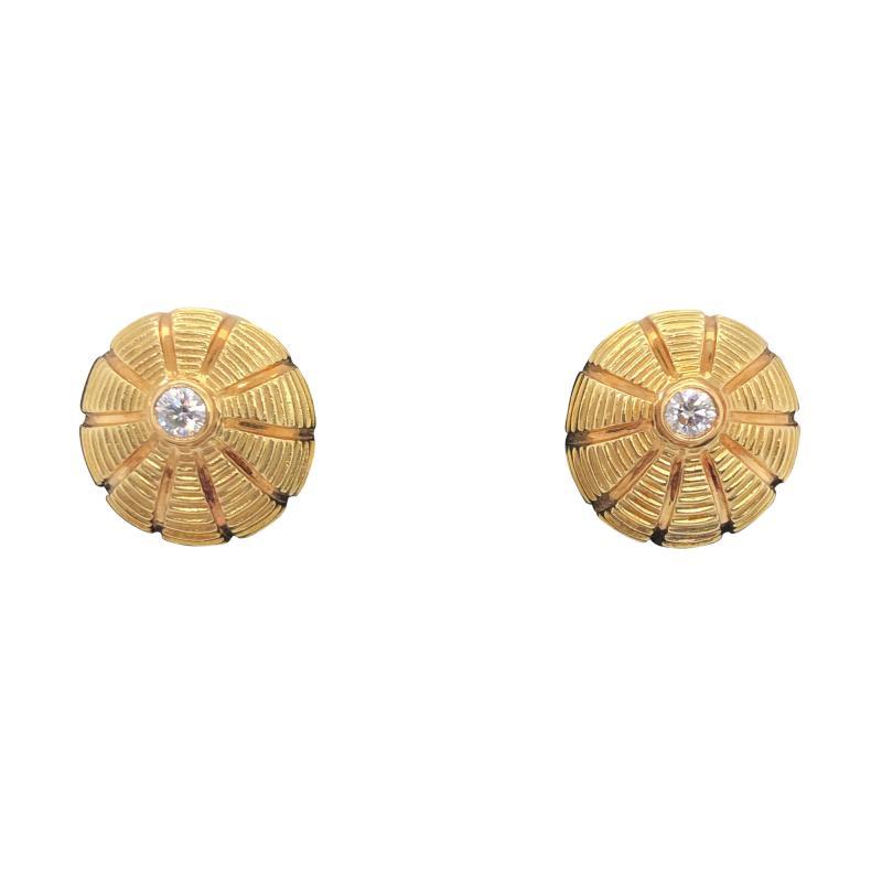 Jean Michel Schlumberger Schlumberger Taj Mahol earrings