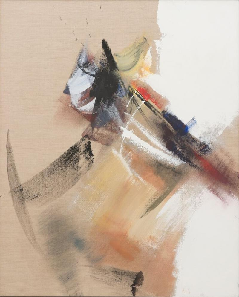 Jean Miotte Untitled