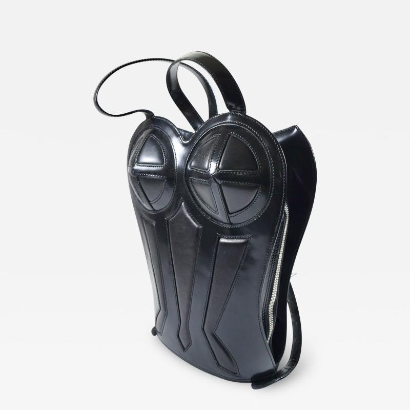 Jean Paul Gaultier Corset Bustier Bag Back Pack by J P Gaultier