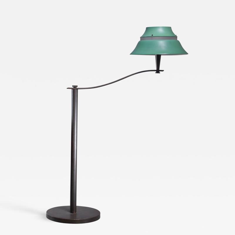 Jean Perzel Jean Perzel Art Deco floor lamp France