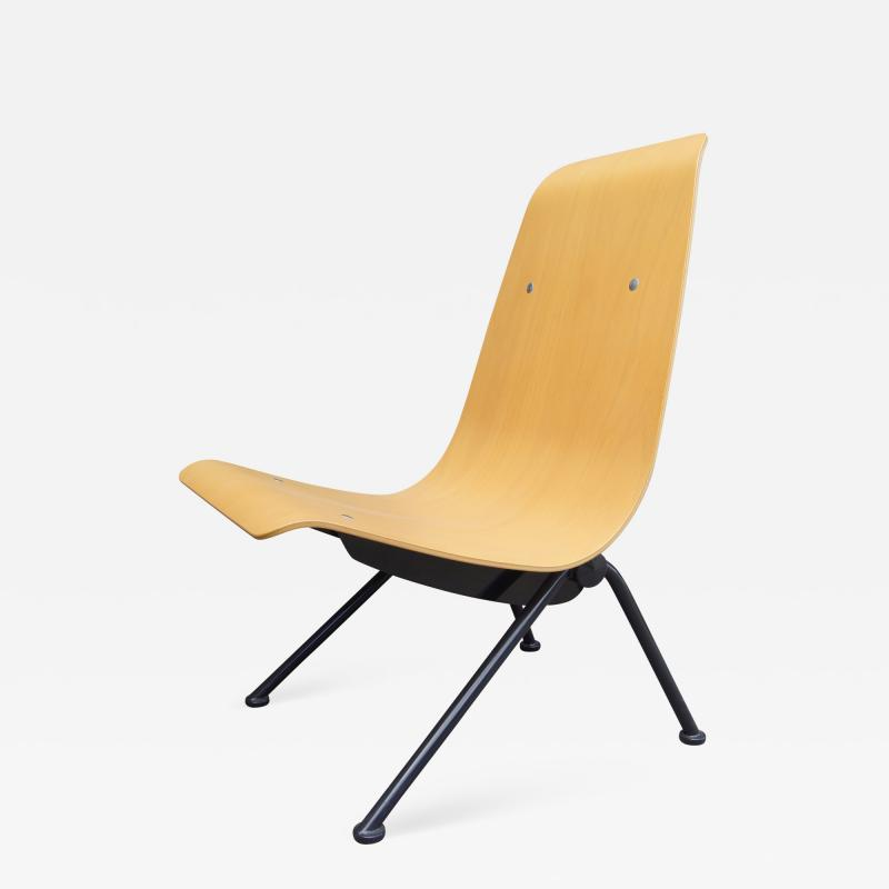 Jean Prouv Antony Chair Model 356 by Jean Prouv for Vitra