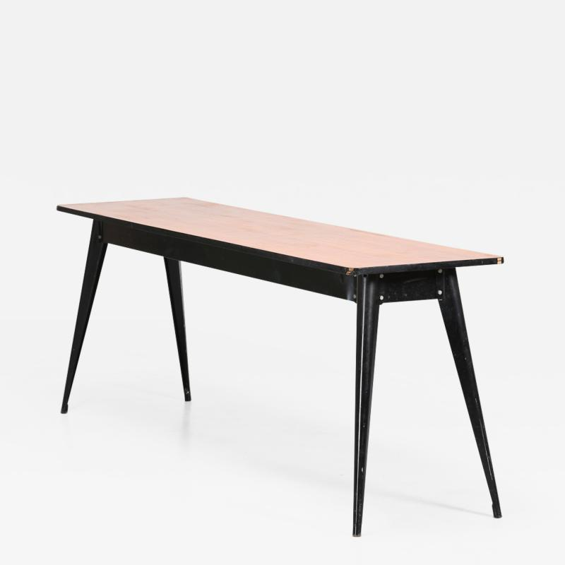 Jean Prouv French console attributed to Jean Prouv 1950