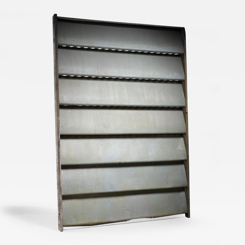 Jean Prouv Jean Prouv Sliding Panel or room divider Cameroon 1964