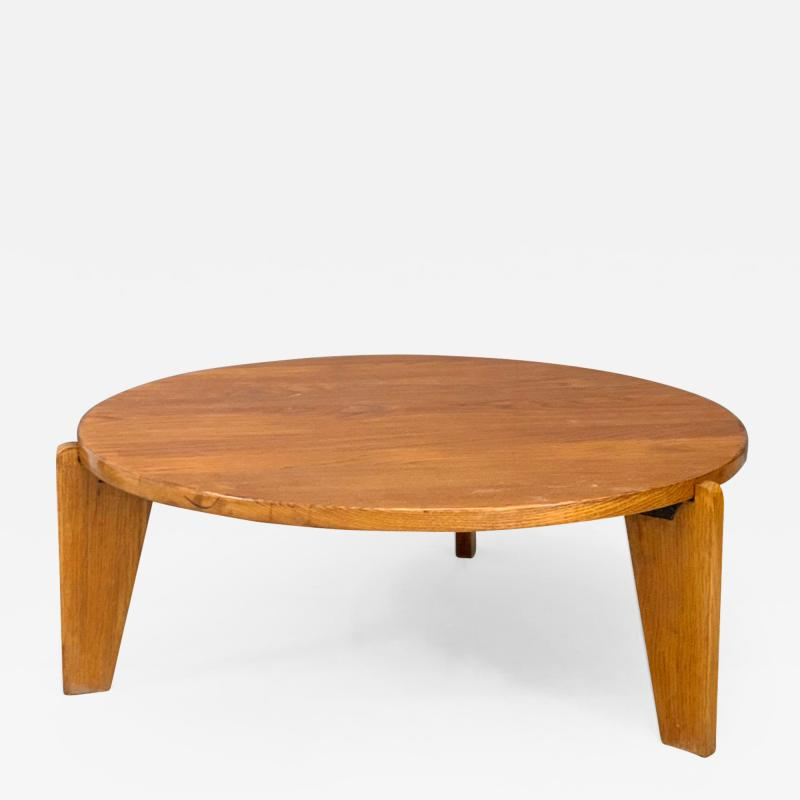 Jean Prouv Jean Prouv mIDcentury Coffee Table Serie africa 1950s