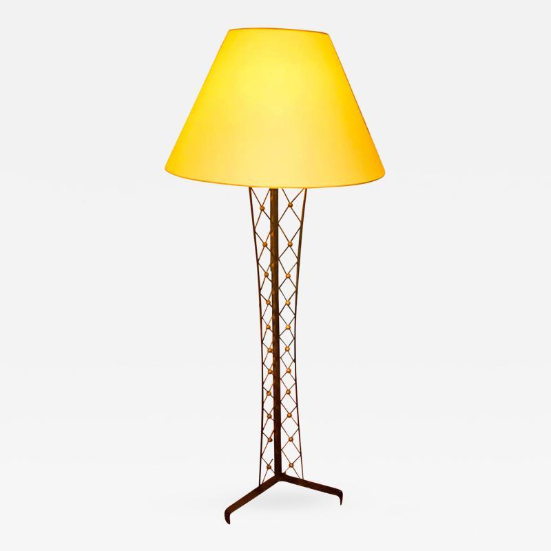 Jean Roy re Jean Roy re Documented Genuine Floor Lamp Model Tour Eiffel
