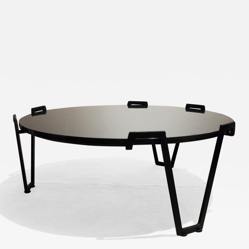 Jean Roy re Jean Roy re Val DOr coffee table
