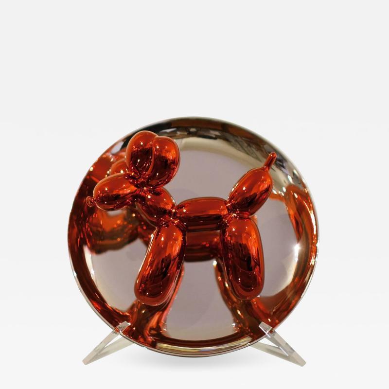 Jeff Koons Jeff Koons Balloon Dog