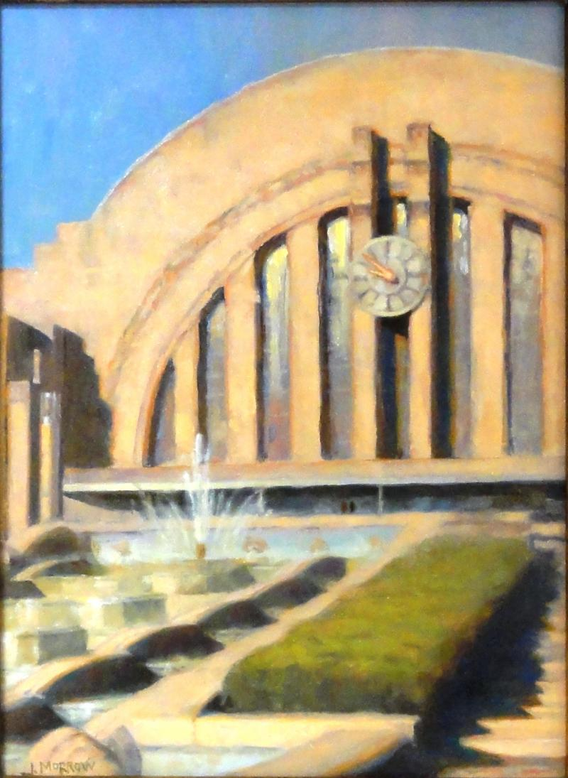 Jeff Morrow - Museum Center