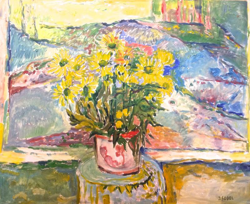 Jehudith Sobel Sunflower