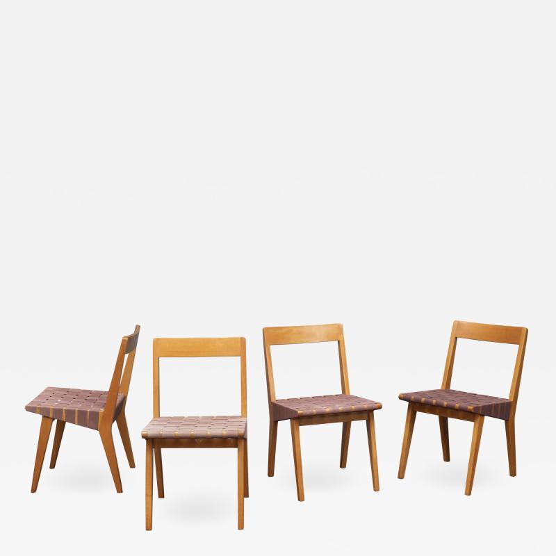 Jens Risom Jens Risom Chairs for Knoll International N Y