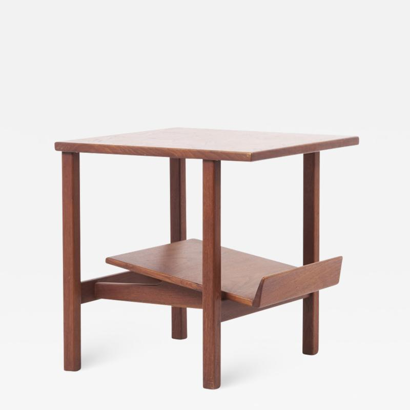 Jens Risom Side Table by Jens Risom for Risom Inc US 1950s