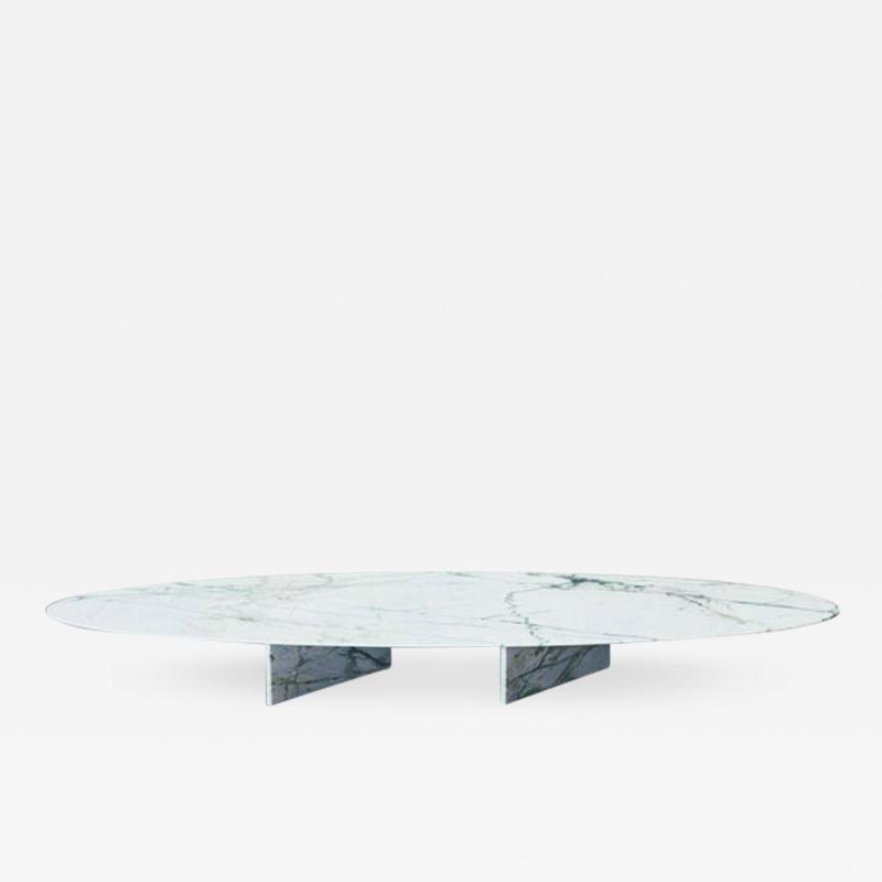 Jeroen Thys van den Audenaerde Ellipse Low Table by Jeroen Thys Van Den Audenaerde