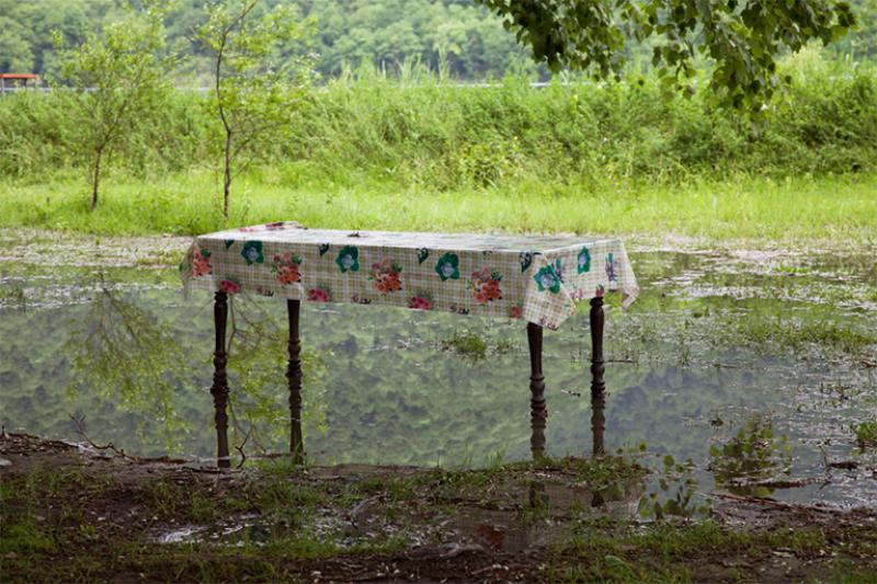 Jessica Backhaus Another Table 2013