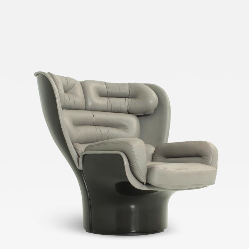Joe Colombo Elda Armchair by Joe Colombo for Comfort