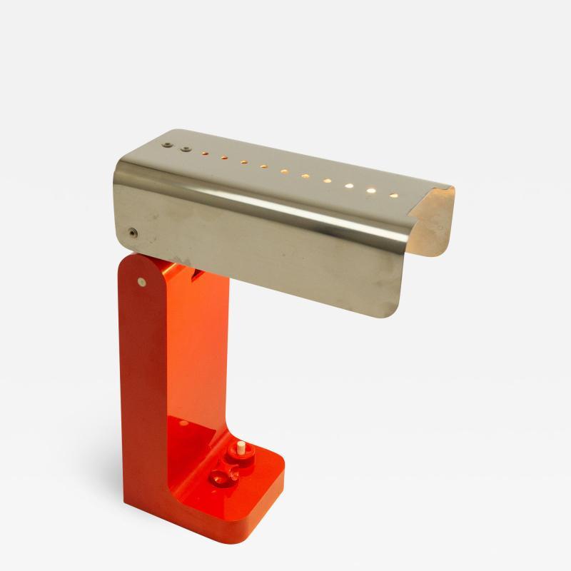 Joe Colombo Vademecum Table Lamp by Joe Colombo for Kartell 1968